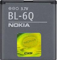 Аккумулятор для мобильного телефона Nokia BL-6Q (970 mAh)
