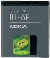 Аккумулятор для мобильного телефона Nokia BL-6F (1200 mAh)
