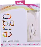 Наушники Ergo VD-290 White