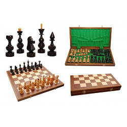 Шахматы Madon Дебют интарсия 49х49 см (с-145)