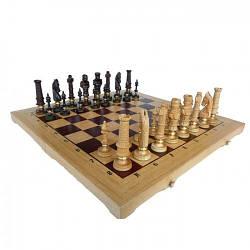 Шахматы Madon Дубовые Роял Люкс интарсия 62х62 см (c-104D)