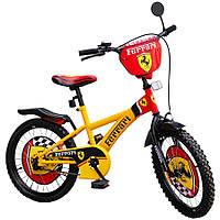 """Велосипед двухколесный 20"""" Ferrari (rv0054746) КОД: 306239"""
