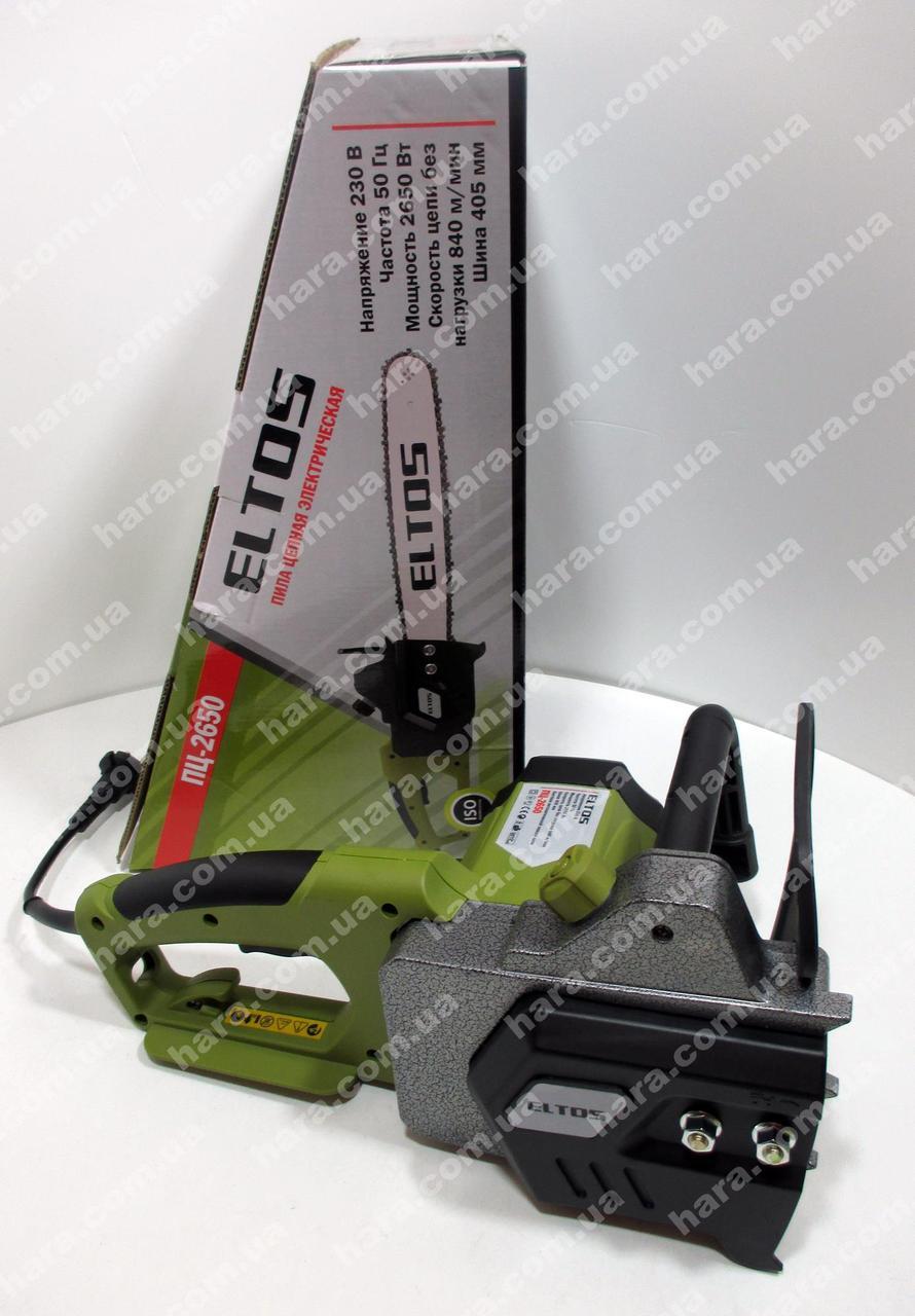 Электропила Eltos ПЦ-2650 (2650 Вт, боковая)