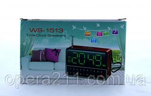 Портативная колонка WSTER WS-1513