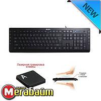Клавиатура A4Tech KD-600 Black USB, фото 1