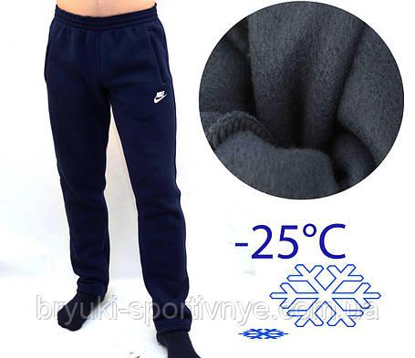 Брюки спортивные мужские зимние L - XL - XXL (средние размеры), фото 2