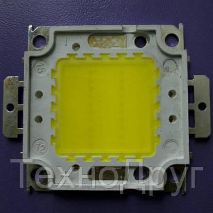 Матрица светодиодная COB 20 W, фото 2