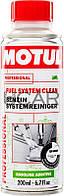 Motul Fuel System Clean Moto промывка топливной системы, 200 мл (339512)