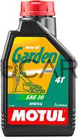 Motul Garden 4T SAE 30 моторное масло для садовой техники, 1 л (309701)