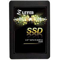 """Накопитель SSD 2.5"""" 256GB LEVEN (JS600SSD256GB)"""