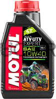 Motul ATV-UTV Expert 4T SAE 10W40 моторное масло для квадроциклов, 1 л (851601)