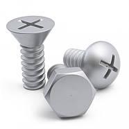 Крючки настенные Screw Collection Qualy, фото 2