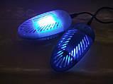 Ультрафиолетовая антибактериальная сушилка для обуви 10 ВТ. / 220В., фото 2