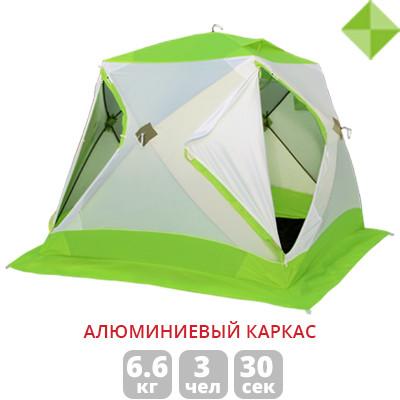 Палатка зимняя Лотос Куб Классик А8