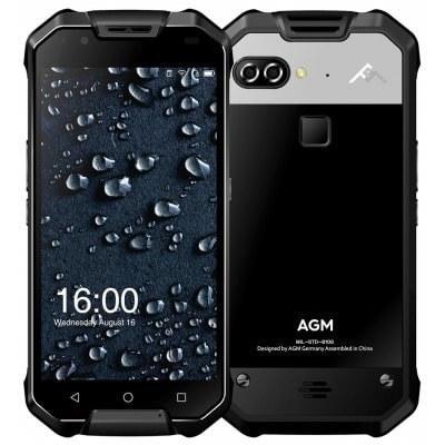 AGM X2 SE black 6+64 GB