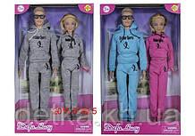 Кукла DEFA 28см 8360 с парнем