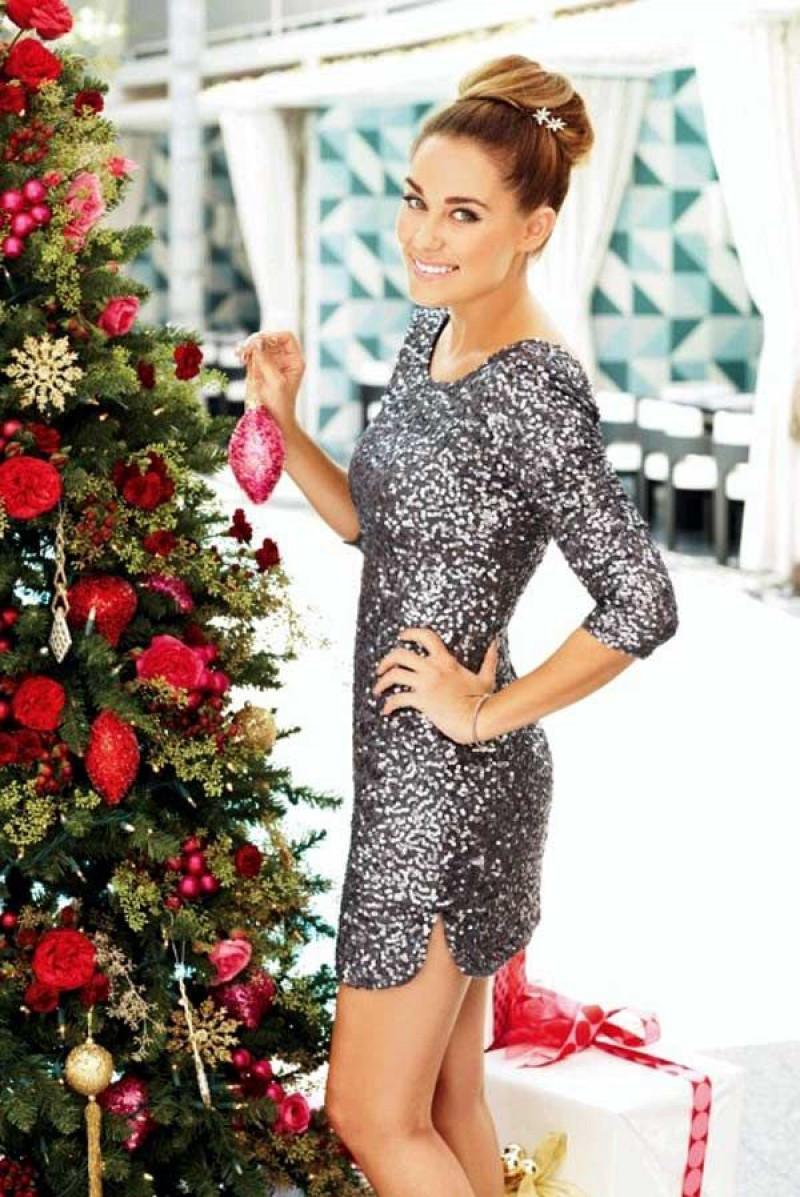 Картинки платье новый год