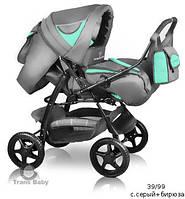 Детская коляска Яся с конвертом 39/х99, Trans Baby