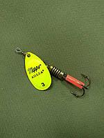 Блесна Mepps Aglia Fluo Chartreuse №3  6.5 гр(574428), фото 1