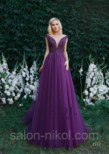 Вечернее, выпускное платье 1577