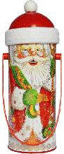 """Новогодняя упаковка - """"Дед Мороз"""" (500-550 гр.)"""