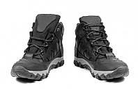 Ботинки мужские зимние кожаные водостойкие 24з штурм, фото 1
