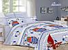 Детский комплект постельного белья Филин