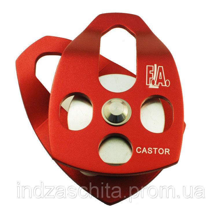 Блок з поворотними щічками CASTOR PLUS