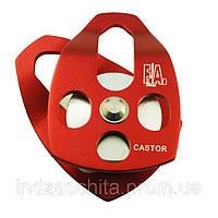 Блок с поворотными щечками CASTOR PLUS