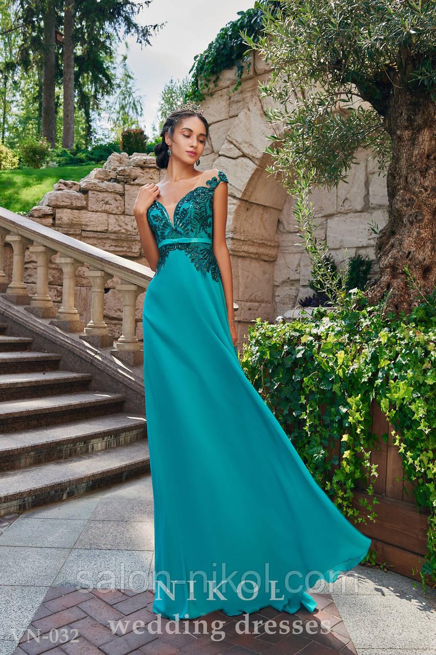 Вечернее, выпускное платье VN-032