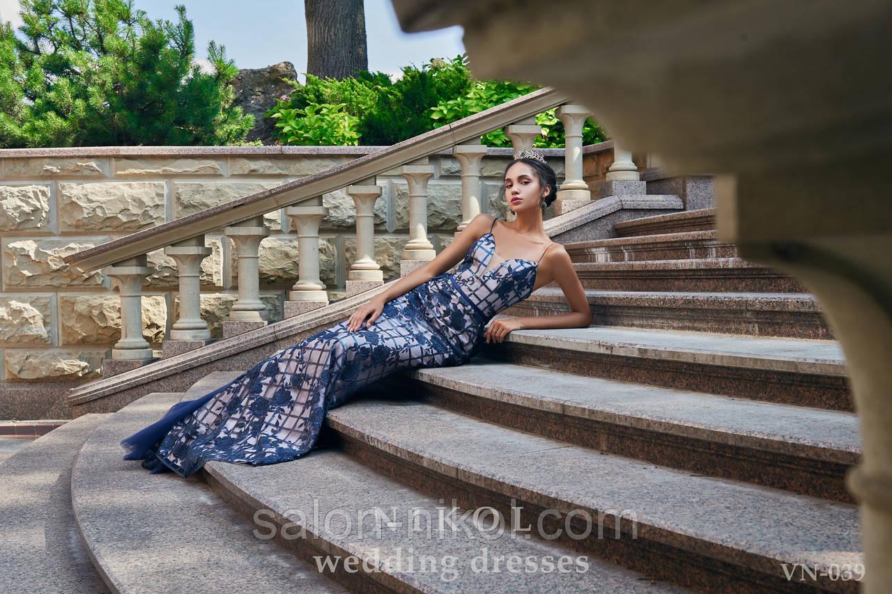 Вечернее, выпускное платье VN-039