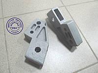 Держатель задний стальной КРНВ-5,6.