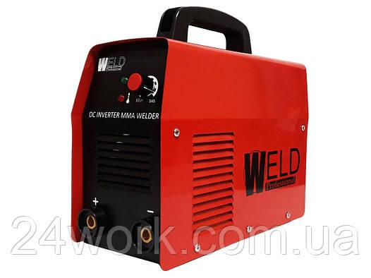 Инверторный сварочный аппарат Weld IWM MMA - 345