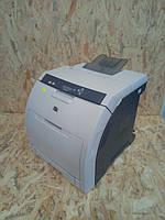 Цветной лазерный принтер HP Color LaserJet 3800n б у, фото 1