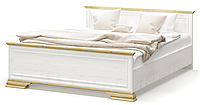 Кровать ламель 160 Ирис Мебель-сервис