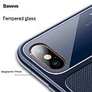 Чехол Baseus iPhone X Knight (Blue), фото 2
