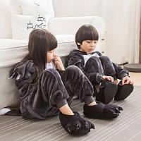 Пижама Кигуруми Волк