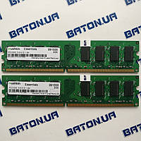 Оперативная память Mushkin DDR2 4Gb 667MHz PC2 5300U CL5 (991556), фото 1