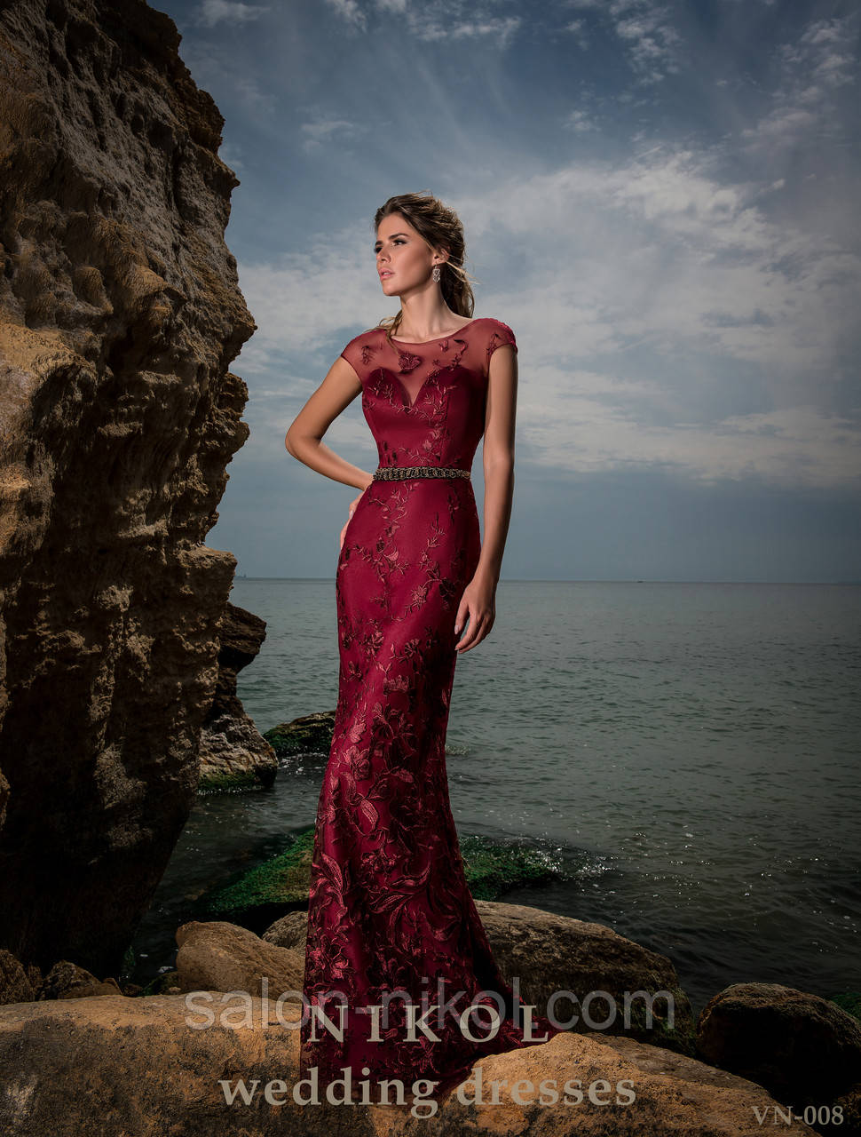 Вечернее, выпускное платье VN-008