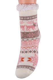 Детские носки на МЕХУ с тормозами (Арт. HD6012/3R/28-31)   1 пара