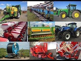 Сельскохозяйственная техника Б/У