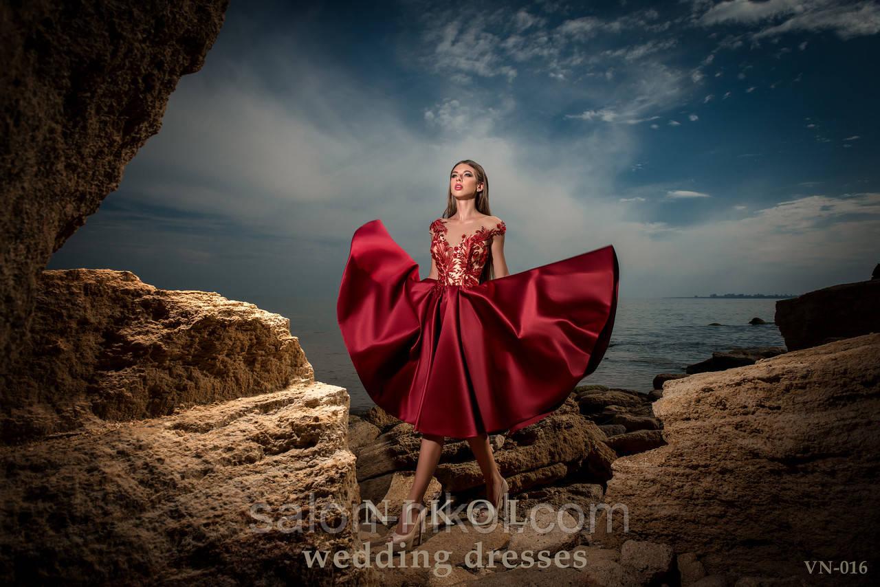 Вечернее, выпускное платье VN-016