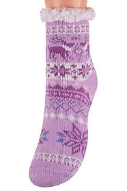 Детские носки на МЕХУ с тормозами (Арт. HD6012/5R/28-31)   1 пара