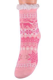 Детские носки на МЕХУ с тормозами (Арт. HD6012/6R/28-31)   1 пара