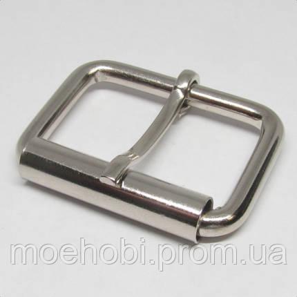 Пряжки для сумок (30мм) никель,  4124, фото 2
