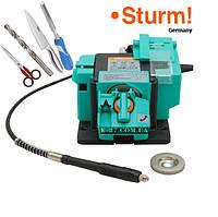 Точильный станок с гравером Sturm BG6010SF
