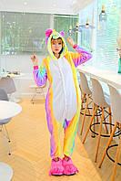 699 грн. Оптовые цены. В наличии. Кигуруми пижама радужный пони New 2018  Шоурум В Харькове 2f5f2fb5f7ecd