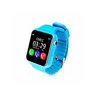 Умные детские часы SBW V7k Голубые (wfbv7kbu)