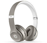 Наушники Beats by Dr. Dre Solo2 Luxe Edition Silver, фото 1