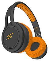 Наушники SMS Audio Street by 50 On-Ear Wired Sport Black-Orange